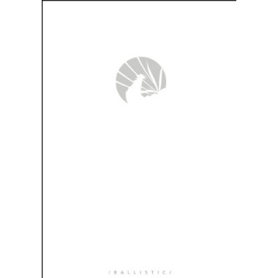 Артбук Ballistic Massive Black: Volume 2 [Paperback]