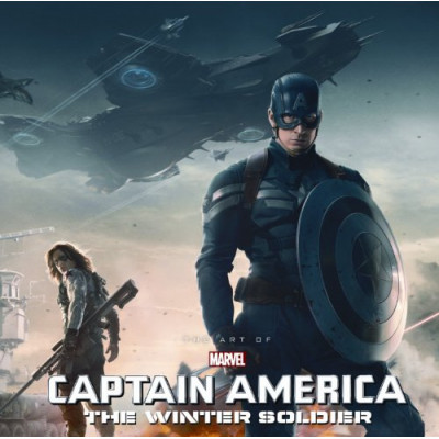 Marvel's Captain America: The Winter Soldier: The Art of the Movie Slipcase [Hardcover]