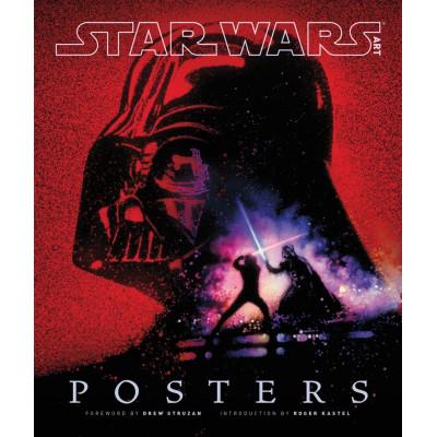 Артбук Abrams Star Wars Art: Posters [Hardcover]
