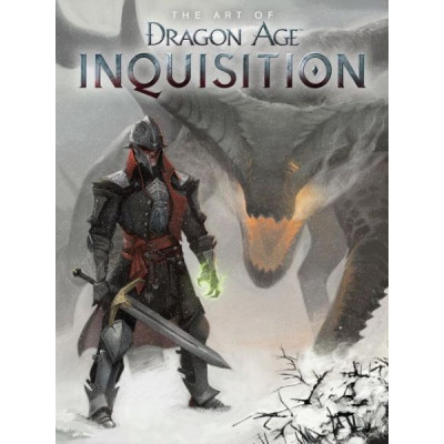 Артбук Dark Horse The Art of Dragon Age: Inquisition [Hardcover]