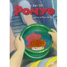The Art of Ponyo [Hardcover]
