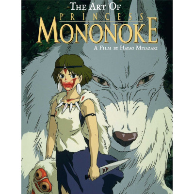The Art of Princess Mononoke [Hardcover]