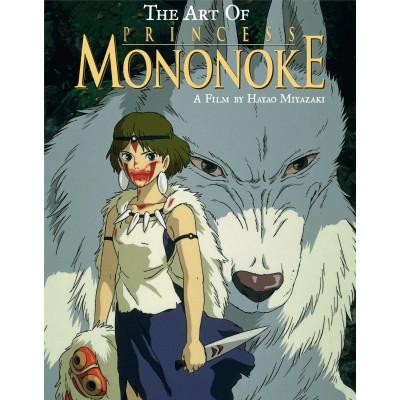 Артбук VIZ Media LLC The Art of Princess Mononoke [Hardcover]