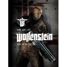 The Art of Wolfenstein: The New Order [Hardcover]