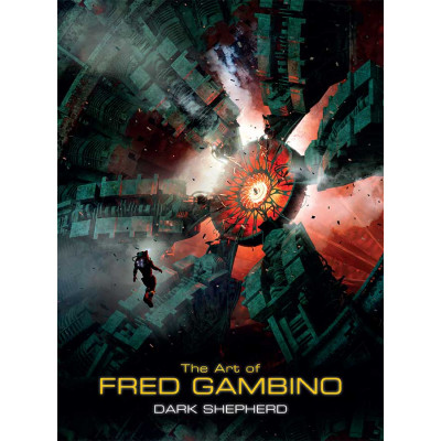 Артбук Titan Books Dark Shepherd: The Art of Fred Gambino [Hardcover]