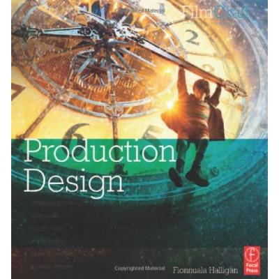 Артбук Filmcraft: Production Design [Paperback]
