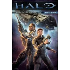 Halo: Escalation Volume 1 [Paperback]