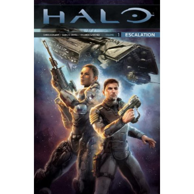 Halo: Escalation Volume 1 [Paperback]