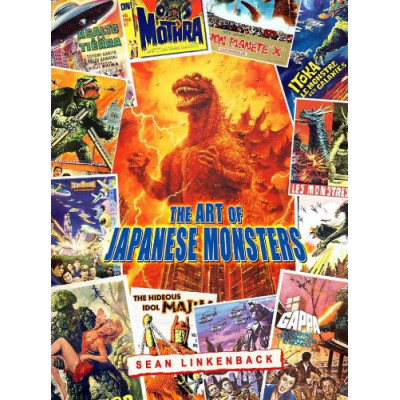 The Art of Japanese Monsters [Hardcover]