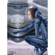 The Art of Jim Burns: Hyperluminal [Hardcover]