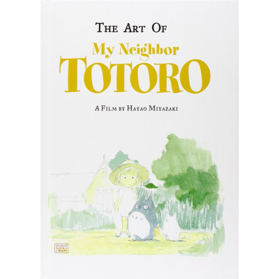 The Art of My Neighbor Totoro: A Film by Hayao Miyazaki [Hardcover]