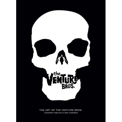 The Art of the Venture Brothers [Hardcover]