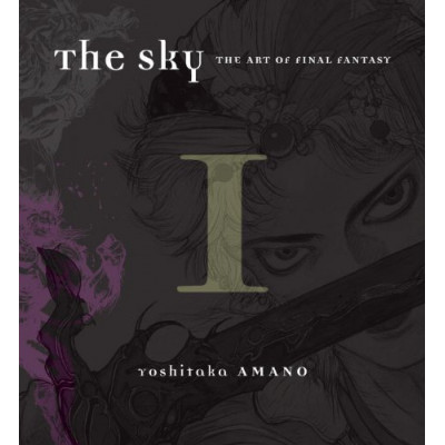 The Sky: The Art of Final Fantasy Book 1 [Hardcover]