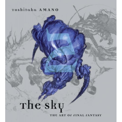 Артбук Dark Horse The Sky: The Art of Final Fantasy Book 2 [Hardcover]