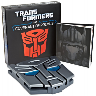 Артбук 47North Transformers: The Covenant of Primus [Hardcover]