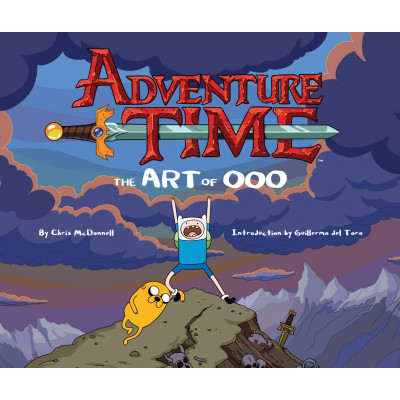 Adventure Time: The Art of Ooo [Hardcover]