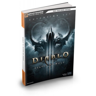 Diablo III: Reaper of Souls Signature Series Strategy Guide [Paperback]