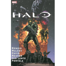 Halo: Oversized Collection [Hardcover]