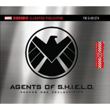 Marvel's Agents of S.H.I.E.L.D.: The Art of the Series Slipcase [Hardcover]