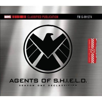 Marvel's Agents of S.H.I.E.L.D.: The Art of the Series Slipcase [Hardcover]