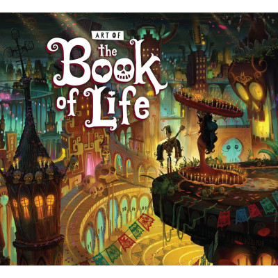 The Art of the Book of Life [Hardcover]