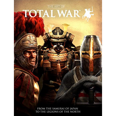 Артбук Titan Books The Art of Total War [Hardcover]