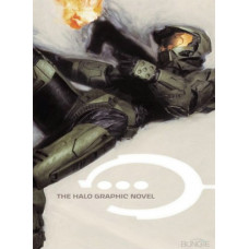 The Halo Graphic Novel [Paperback,Hardcover]