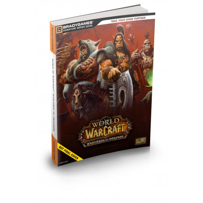 World of Warcraft Warlords of Draenor Signature Series Strategy Guide [Paperback]