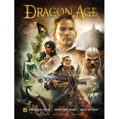 Dragon Age Library Edition Volume 1 [Hardcover]