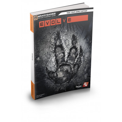 Руководство по игре BradyGames Evolve Official Strategy Guide [Paperback]