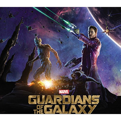 Marvel's Guardians of the Galaxy: The Art of the Movie Slipcase [Hardcover]