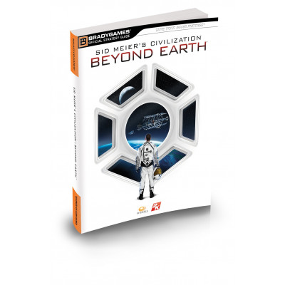 Руководство по игре BradyGames Sid Meier's Civilization: Beyond Earth Official Strategy Guide [Paperback]