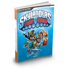 Skylanders Trap Team Signature Series Strategy Guide [Paperback]