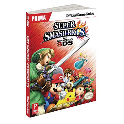 Руководство по игре Prima Games Super Smash Bros for Nintendo 3DS: Prima Official Game Guide [Paperback]