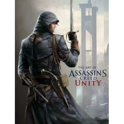 Артбук Titan Books The Art of Assassin's Creed Unity [Hardcover]
