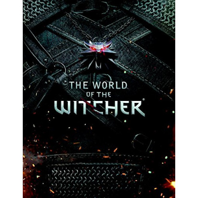 Артбук Dark Horse The World of the Witcher [Hardcover]