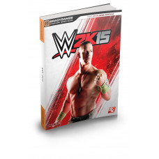 WWE 2K15 Official Strategy Guide [Paperback]