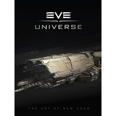 Артбук Dark Horse EVE: Universe: The Art of New Eden [Hardcover]