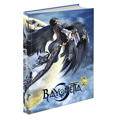 Руководство по игре Prima Games Bayonetta 2: Prima Official Game Guide [Hardcover]