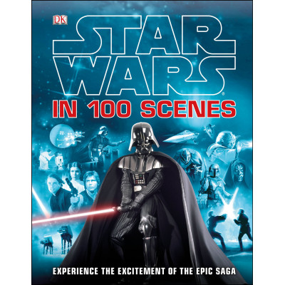 Star Wars in 100 Scenes [Hardcover]