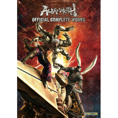 Артбук Udon Asura's Wrath: Official Complete Works [Paperback]