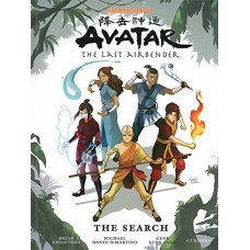 Avatar: The Last Airbender, The Search [Hardcover]