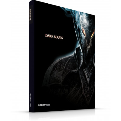 Dark Souls: The Official Guide [Hardcover]