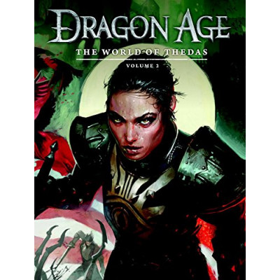 Dragon Age: The World of Thedas Volume 2 [Hardcover]