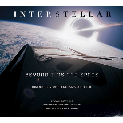 Interstellar: Beyond Time and Space [Hardcover]