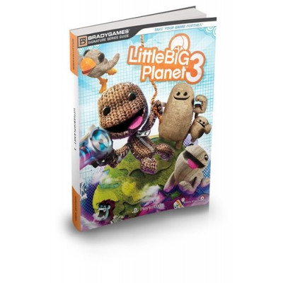 Руководство по игре BradyGames LittleBigPlanet 3 Signature Series Strategy Guide [Paperback]