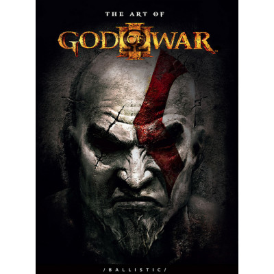 The Art of God of War III [Paperback]