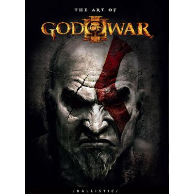 God of war Ballistic The Art of III [Paperback]