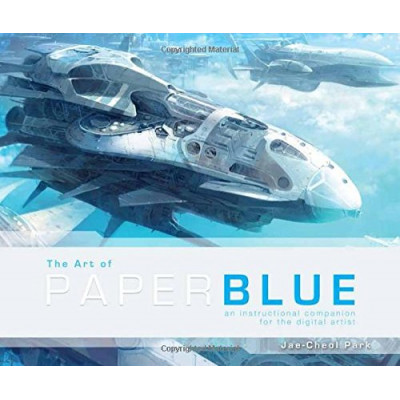 The Art of Paperblue [Paperback]