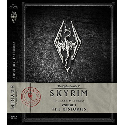 The Elder Scrolls V: Skyrim - The Skyrim Library, Vol. I: The Histories [Hardcover]